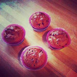Welkom Thuis-muffins