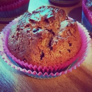 welkom thuis-muffin