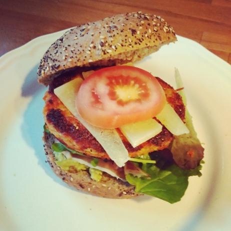 Valenciahamburger