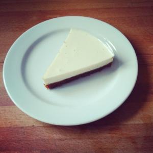 Cheesecake Cremoso Alpro